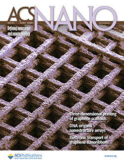 ACS Nano journal cover