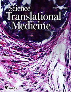 Science Translational Medicine journal cover